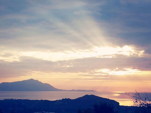 Pozzuoli, Sunset, ischia, cuma