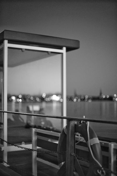 Black and White Architecture Built Structure Water Railing Transportation No People Reflection Nautical Vessel Indoors  Day Nature Connection Mode Of Transportation Bridge Seat Sea Architectural Column Sky