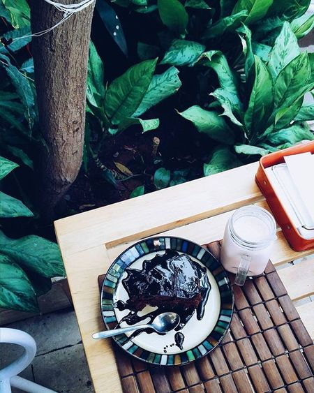Some colours and yum in my pictures after so long :) VSCO Food Vscocam Igersindia Chennai Igers Morning Colors Contrast Plants Foodporn Dessertporn Mood