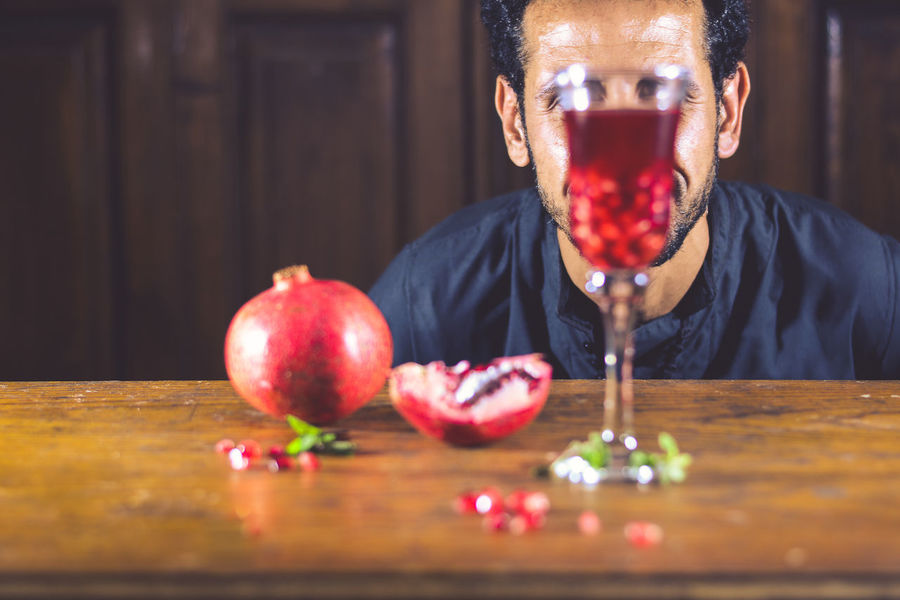 Celebration Check This Out Exceptional Photographs EyeEm Best Shots first eyeem photo Focus Object Food Food And Drink Foodphotography Fruit Headshot Hello World Indoors  Juice One Man Only Pomegranate Pomegranates  Portrait Red ShareTheMeal Smoothie Soft Drink Studio Shot Table Unrecognizable Person The Portraitist - 2017 EyeEm Awards Place Of Heart Neon Life Mix Yourself A Good Time Food Stories