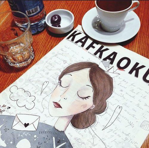 Kafkaokur Turkishcoffee Reading Relaxing