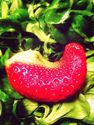 Funny Strawberry
