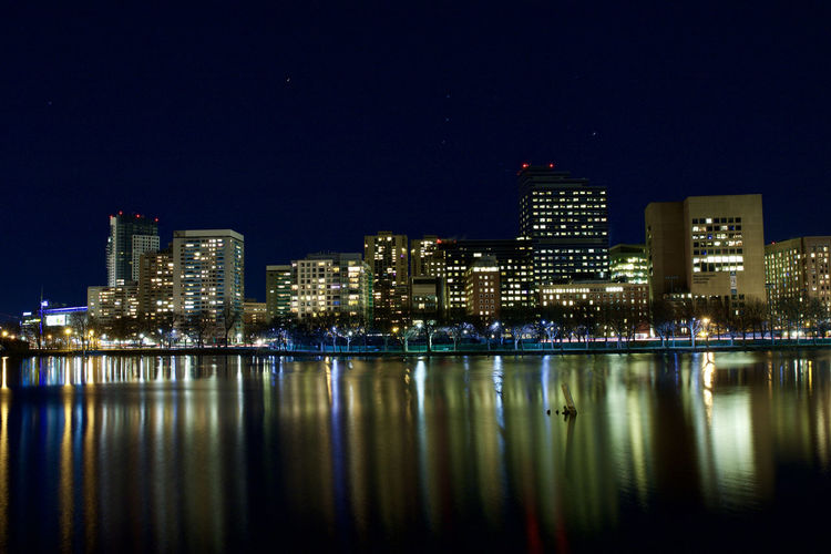 Charles River At night Architecture Architecture Architecture_collection Boston Building Exterior City City City Life City Lights Cityscape Cityscape Downtown Landscape Long Exposure Modern Night Reflection Reflection Reflections In The Water Skyscraper Urban Urban Landscape Urban Skyline Urbanphotography Water Reflections