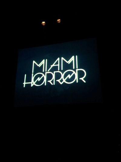 Miami Horror Sonando