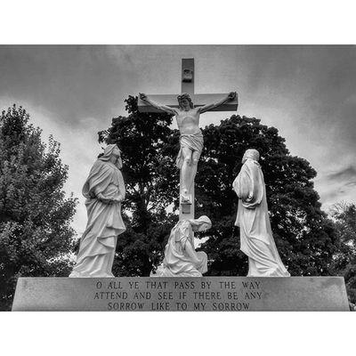 Cemetery north of Atchison Ks_pride Graveyarddead Graveyard World_bnw Trb_bnw Bnw_life Bnw Bnw_captures Bnw_capture Blackandwhitephotos Blackandwhite