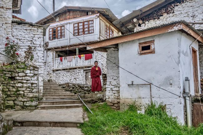 Tawang Arunachal Pradesh Built Structure Architecture Building Exterior House Religion Outdoors Red Rural Scene Day Mountain No People Nature Sky Tibetan  Tibetan Buddhism Tibet Buddhism Buddhist Temple Buddhist Monks Tibetan Culture Tibetan Monks Mahayana Buddhist Temple Vajrayana EyeEmNewHere