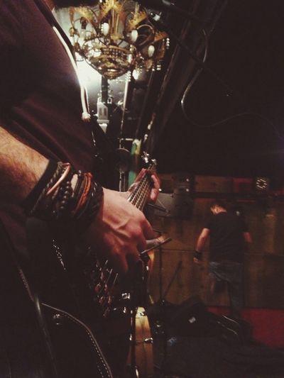 Soundcheck with Pressure Pot #tanjaretdaghet Live Performance Show Concert