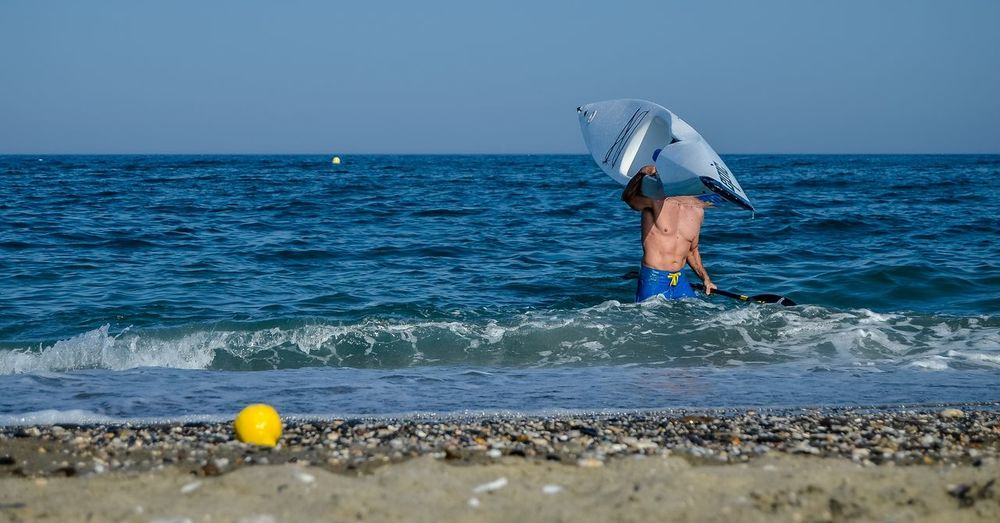 Beach Beachsports From My Point Of View Naturelovers Nature_collection EyeEm Nature Lover