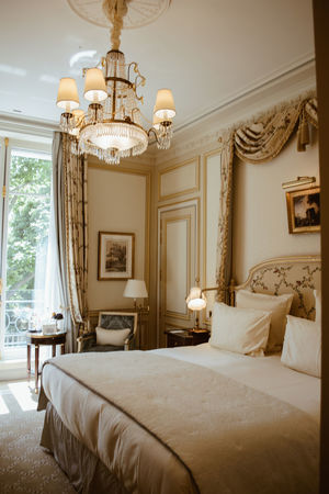 Room in The Ritz, Paris Elégance Luxury Hotel Luxury Travel The Ritz Carlton Travel Traveling Bed Bedroom Classy Day Europe Expensive Home Interior Home Showcase Interior Hotel Indoors  Interior Interior Design Luxury Luxury Hotel Luxury Life No People Ritz Travel Destinations
