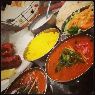 インドカレー! カレー部 Curry Dinner