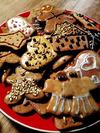 Pierniczki Świąteczne 🍪 #Christmas #christmastime #christmascookie #yummy #święta