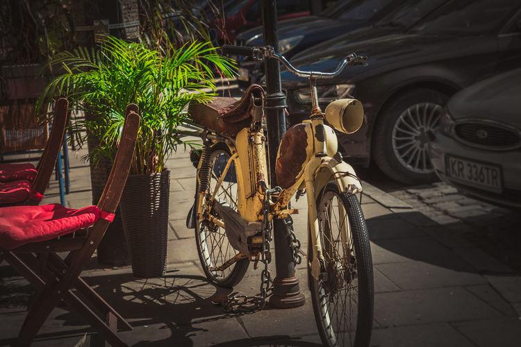 Bike Old