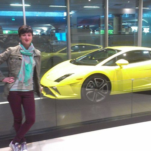 6a .m. Bologna Airport Makemyday love italy thanku :-)