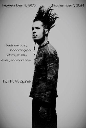 Wayne Static R.I.P ;(