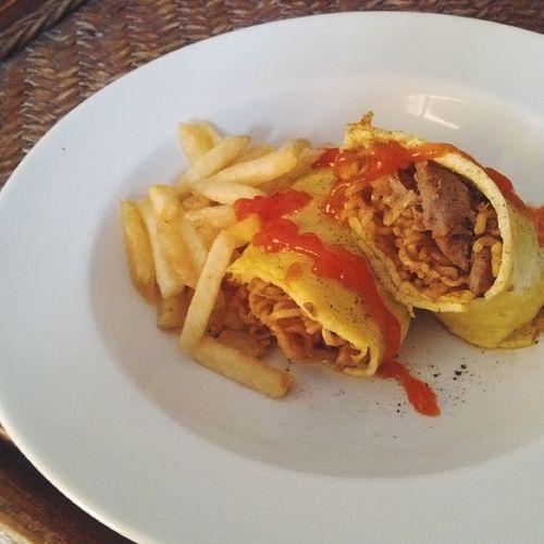 Tuna roll Kentang ala Kaskus . Happy lunch! Urban Cook