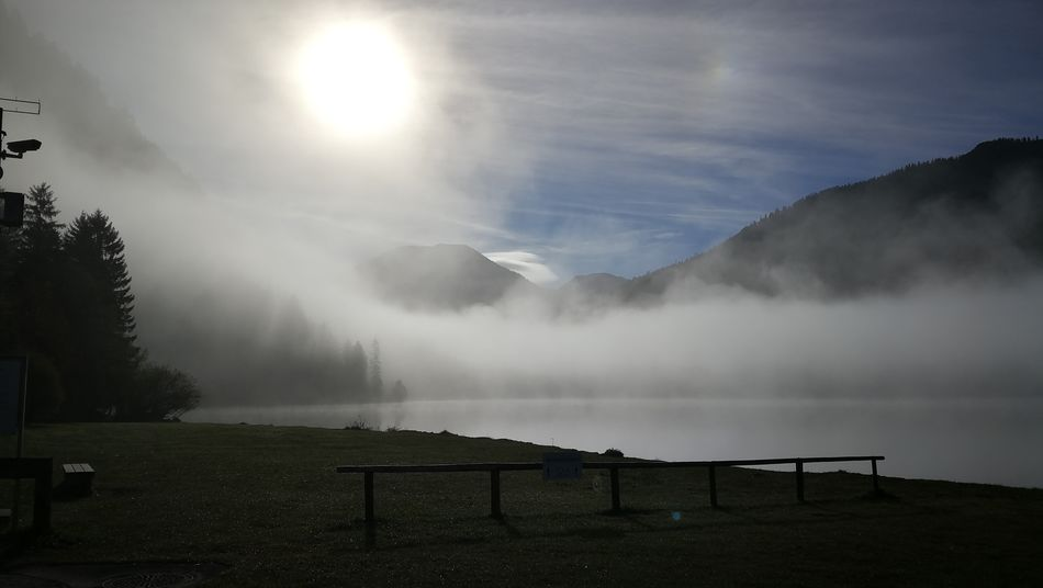 Water Fog Summer Mountain Outdoors Landscape Spraying No People Nature Irrigation Equipment Day Cyclone