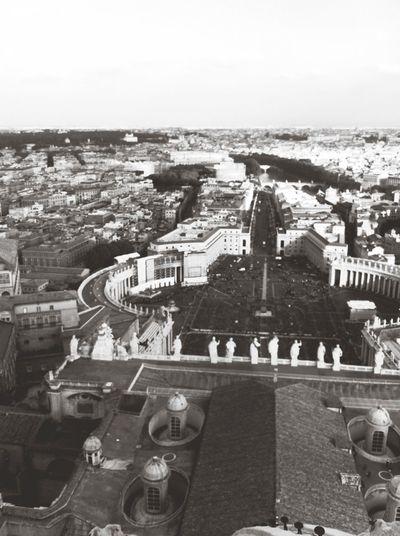 Roma Cupola Di San Pietro Eye4photography  Blackandwhite