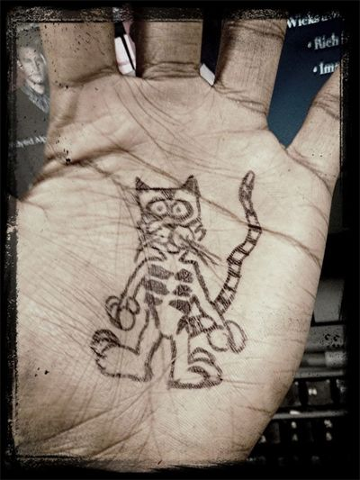 My Awesome Hand Art
