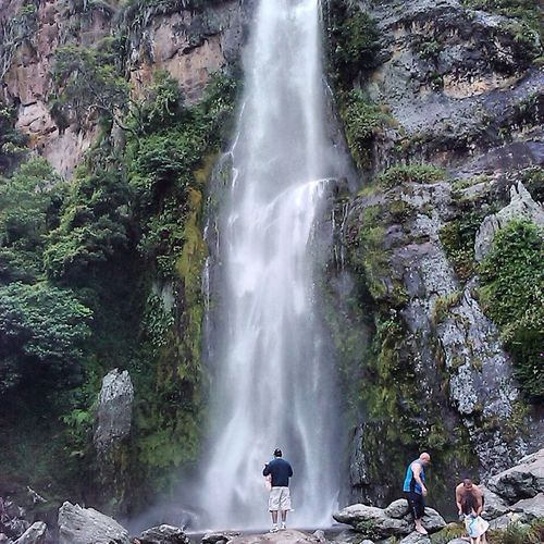 Taking Photos StreamWater Streamzoofamily Venezuela