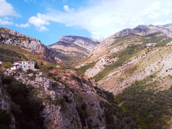 Mountain Sky Landscape EyeEm Nature Lover Day Eyeemphotography Cielo Viajar Paisaje Backpacking Travel Hiking Backpacker No People Bar Montenegro Tree Photo Sol Nature Naturaleza Sun Travelling Blue EyeEm Best Shots - Nature