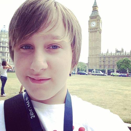 I in London