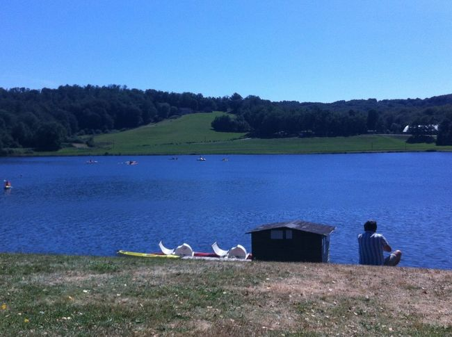 Tolerme Lac L'eau Baignade
