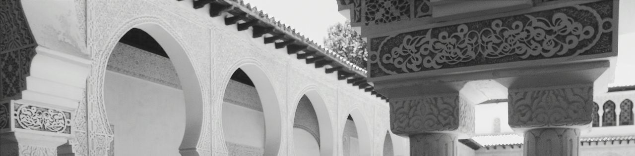 Historical Monuments Historic City Histoire Architecture_collection Architectural Detail Architectureporn Blackandwhite Photography Blackandwhite à Tlemcen - Algeria