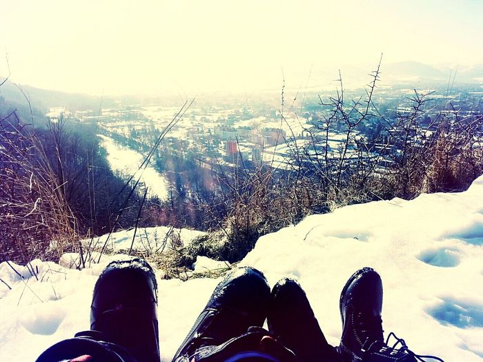 Snow Snowboard Bestfriends Snowboarding OurCity Winter Enjoying The View View Mountain Morelikesisters
