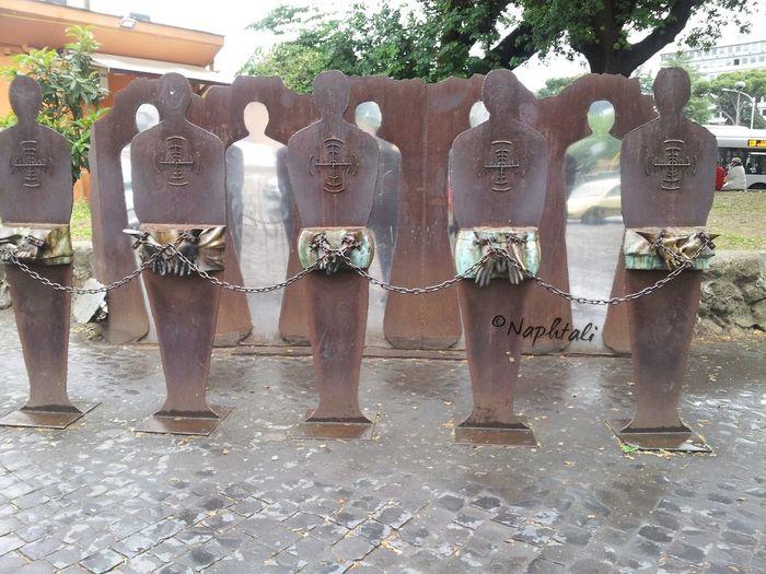 Tutti Potenziali Bersagli....dedicato a tutte le vittime del fascismo e del razzismo. 25aprile 1995- 25aprile 2009 Historical Sights TheMinimals (less Edit Juxt Photography) No Edit/no Filter