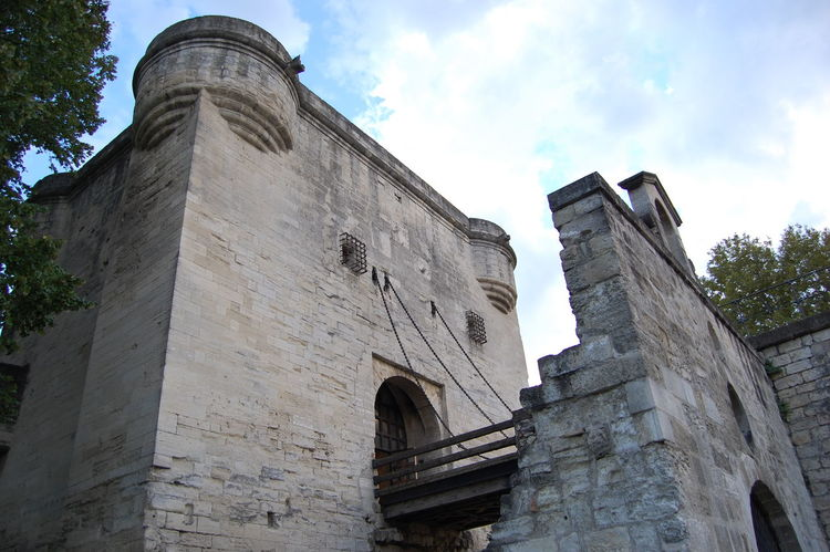 Architecture Avignon Beautiful City Building Exterior Built Structure Historic History No People