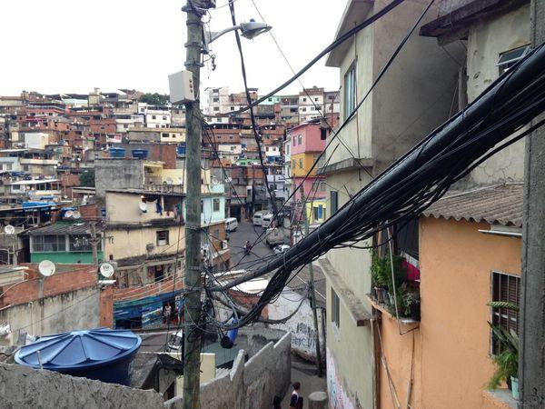 Favela do Vidigal Rio De Janeiro Brasil Brazil Light Arquitecture Casa Home EyeEm Rio