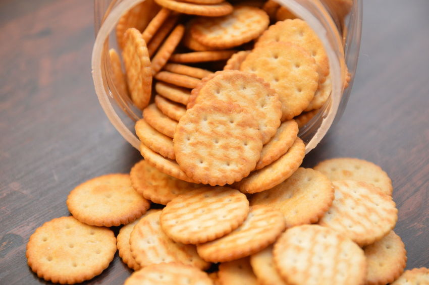 cookies crakers rustic Food And Drink Food Healthy Eating Freshness Healthy Lifestyle Indoors  Ready-to-eat No People Close-up Snack Eating Gourmet