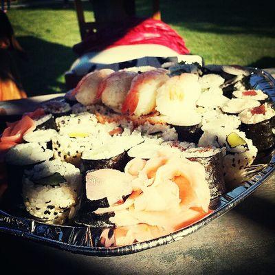 Sushi time ! Yaaaaay :P Sushi