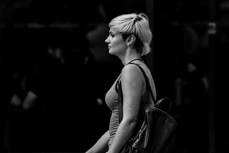 Away from the crowd. The Street Photographer - 2018 EyeEm Awards Bnw Bnw_friday_eyeemchallenge Bnw_society Bnw_life Bnw_collection Bnw_captures Bnwmood Bnwphotography Bnw_lover Bnw Photography Bnw_shot Thoughtful Thinking Pretty The Street Photographer - 2018 EyeEm Awards The Portraitist - 2018 EyeEm Awards The Photojournalist - 2018 EyeEm Awards