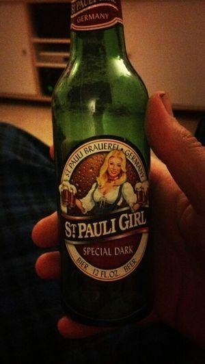 Its beer and its good.