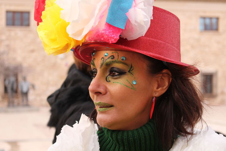 #first Eyeem Photo #carnaval #firstpicture #FirstPhoto #FirstEyeEmPicture Portrait Beautiful People