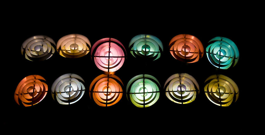 Round Shape Multicolored Multi Coloured Lighting Modern Design Modern Art Multi Coloured Lighting Street Lighting Lighting Equipment Lighting Decoration Christmas Christmas Lights Disco Light Party Time Light And Shadow Coloured Lights High Contrast Colour Of Life Colours Of Life Shapes Circles Circles In Circles Circles Pattern Abundance Geomatric Shapes
