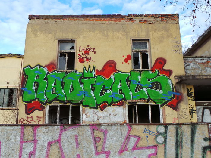 Abandoned Fenster Fenster Und Türen Graffiti Leipzig Verlassen Wall Wand Windows Windows And Doors