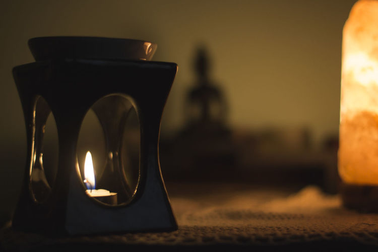 light of a candle in the night Candle Home Candle Decoration Fire Flame Illuminated Indoors  Llifestyle Religion Zen