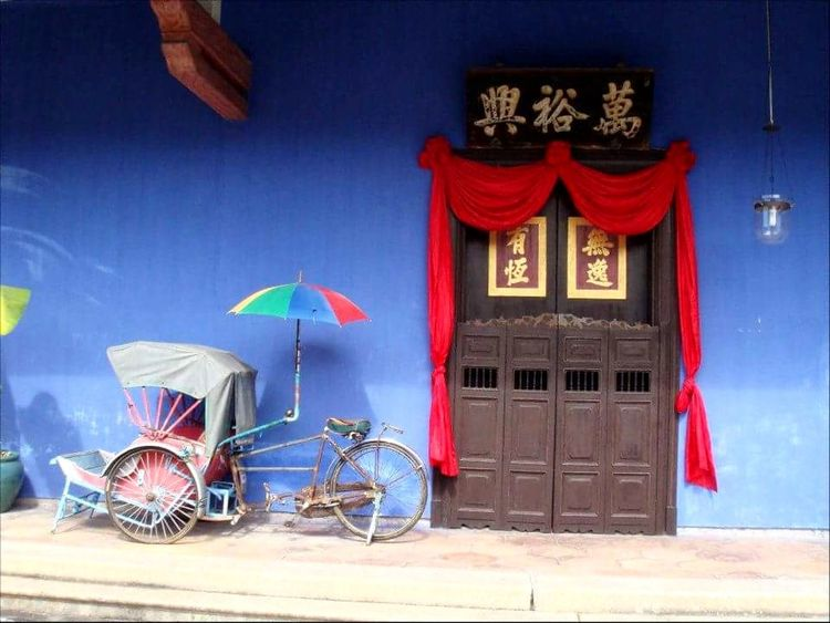 Rickshaw Colors Antiques Photography Historical Place History Architecture Historyphotography Penang Malaysia Penang Penang Photography