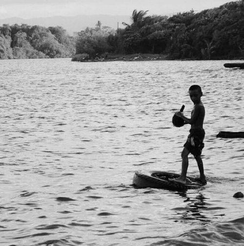 Real People . Dorado Puerto Rico (null)Random People La Plata River Enjoying Life