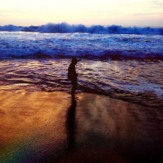 Enjoying Life Hello World Hi! Pamulang Beach Hollyday INDONESIA Tangsel Photo Real jakarta