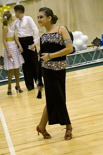 Dancing Arts Culture And Entertainment Performance Dancer Dance Floor People Adult Full Length Performing Arts Event Women Glamour Indoors  Populaire Celebrities EyeEm Selects Only Women Model Young Women Females Ballroom Ballroom Dancing Ballroom Dance Moscow City Night Moscow
