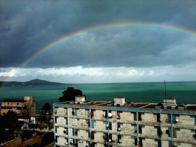 Rain Rain Clouds Winter Cold Annaba Algérie Algeria