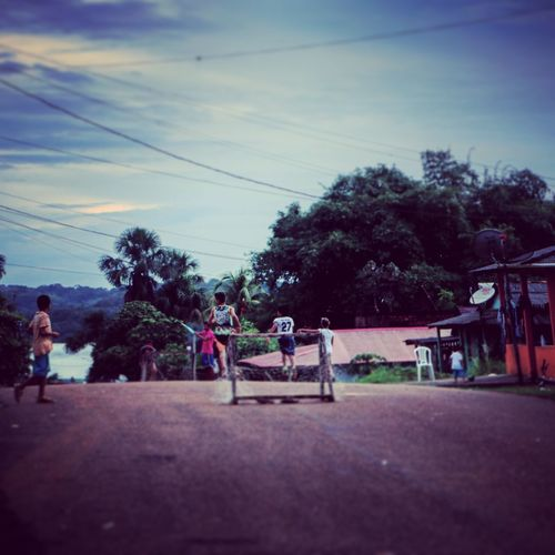 Brasilian lifestyle People Together Guyane 2K16 Brasil🇧🇷 Streetfootball Southamerica OiapoqueCity Brasilianlife Ontheroad