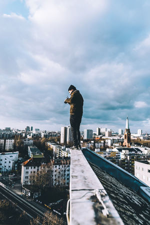 higher. Showcase March Rooftop View  Portrait Streets Rooftop Mood Urban Germany Urbanexploration Lowlightleague Berlin Streetphotography Notes From The Underground Urbex Streetart Sky The Great Outdoors With Adobe The Great Outdoors - 2016 EyeEm Awards Capture Berlin