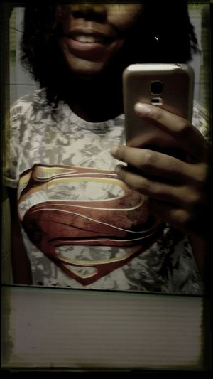 I'm the super heroe of my life, not yours.. So let me go.
