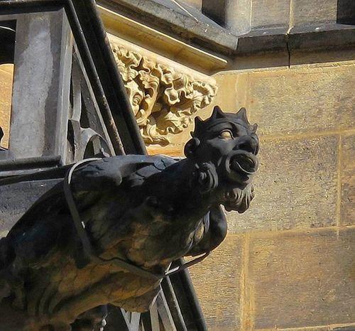 Prague Praguecastle Adorn Statue CanonG12 Traveler Travel Traveling