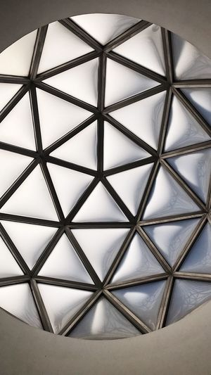 Indoors  Ceiling Pattern Backgrounds Full Frame No People Close-up Architecture Day EyeEmNewHere Islamic Architecture Byzantine Architecture Byzantine Modernism Steel Structure  Steel Built Structure Architecture Indoors  Cloud - Sky