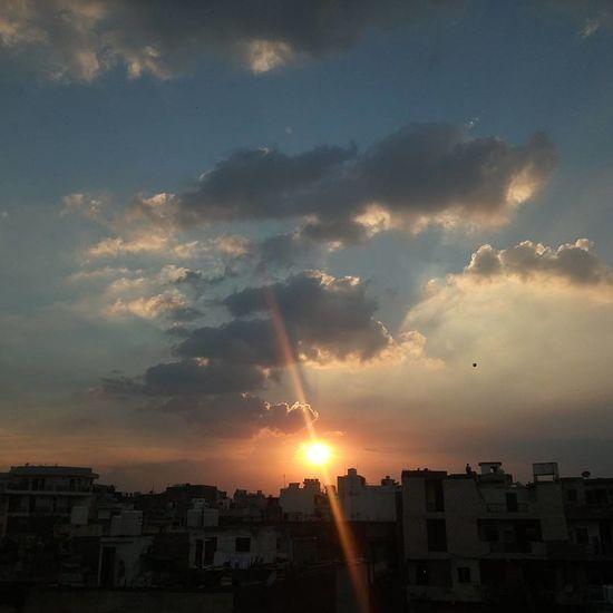 sunset🌇 Sunset City